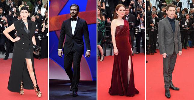 Il meglio e il peggio del red carpet del Festival di Cannes: dallo stile unconventional di Rossy de Palma alle scarpe slacciate di Jack O'Connell