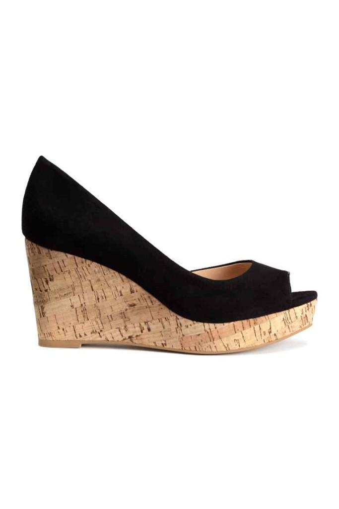 Sandalo con zeppa_H&M