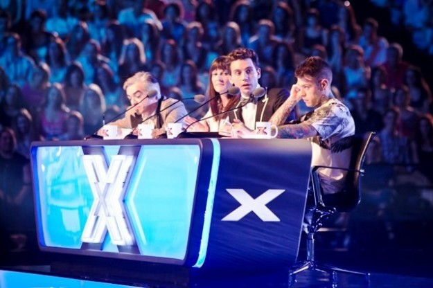 La giuria di X Factor 8