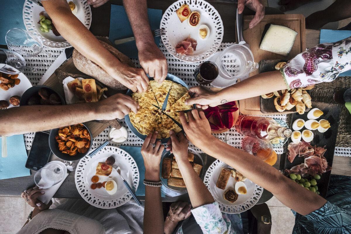 Quali sono le tue abitudini a tavola?