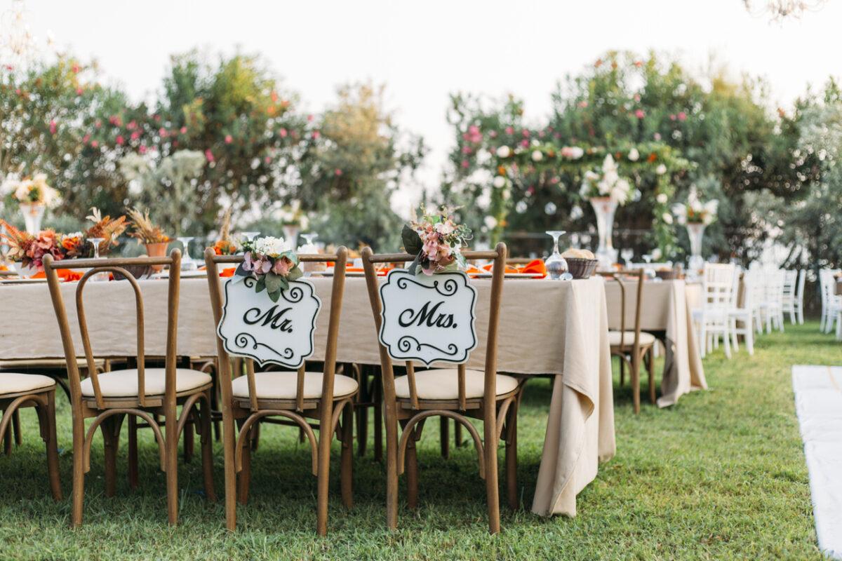 Qual è lo stile giusto per il tuo matrimonio?