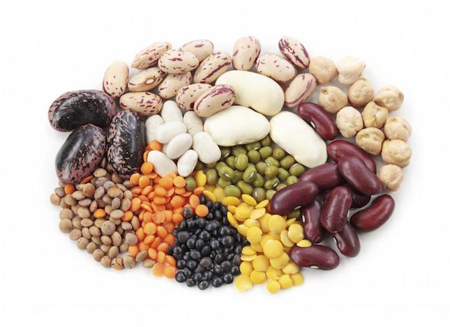 tutti i legumi sono ricchi di proteine e di ferro