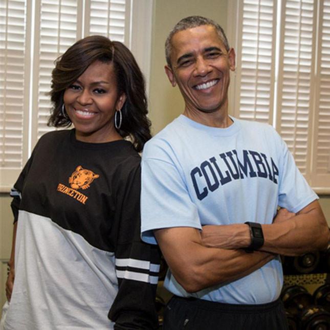 L'ultimo hair style di Michelle Obama: long bob con onde