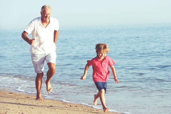 Evita Sun Indicator è ideale per i bambini e le persone anziane
