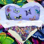 Tezuk - bikini ispirato alle farfalleTezuk - bikini ispirato alle farfalle