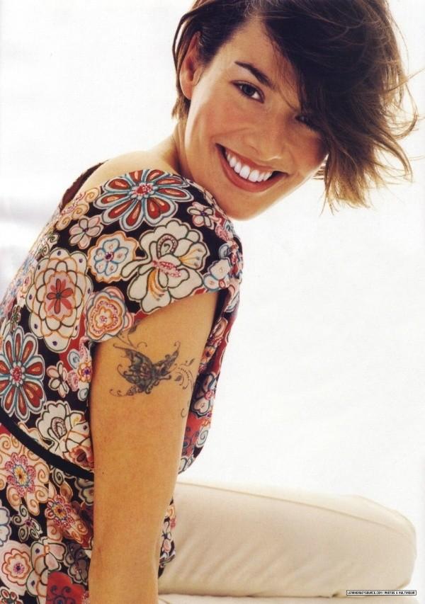Il tatuaggio per coprire il nome dell'ex marito
