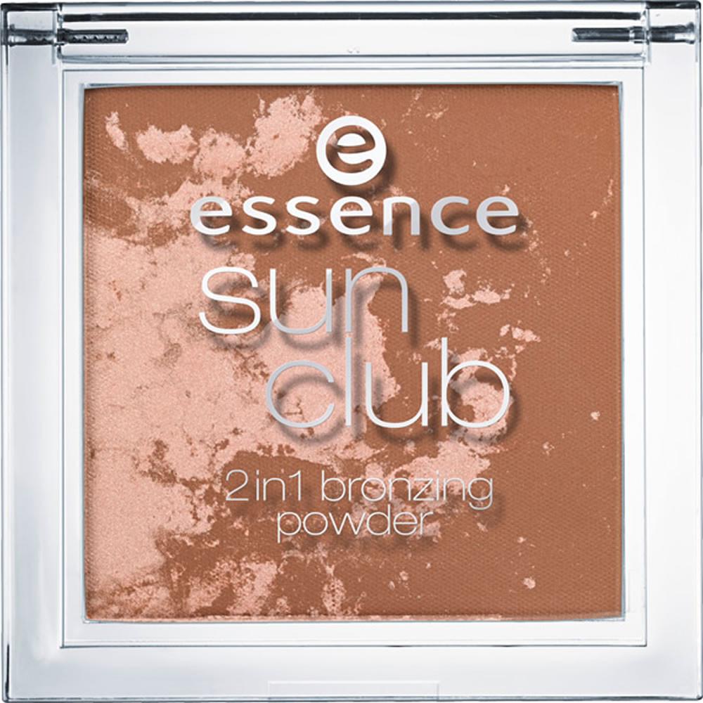 essence sun club 2in1 bronzing powder 10
