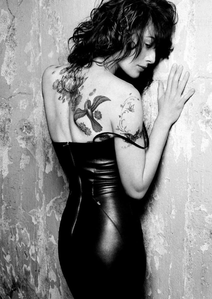 Tatuaggi sulla schiena