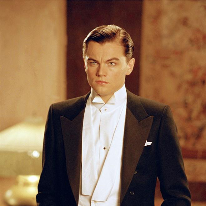 Di Caprio nel ruolo del protagonista di The Aviator