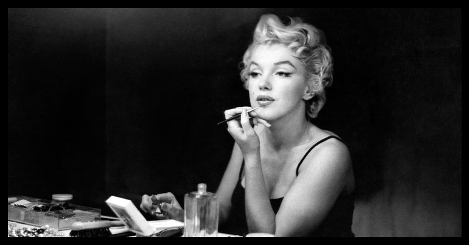Marilyn Monroe: antesignana delle sopracciglia ad ala di gabbiano