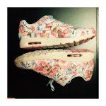 Sneakers Nike Air Max sul profilo Instagram di Emma