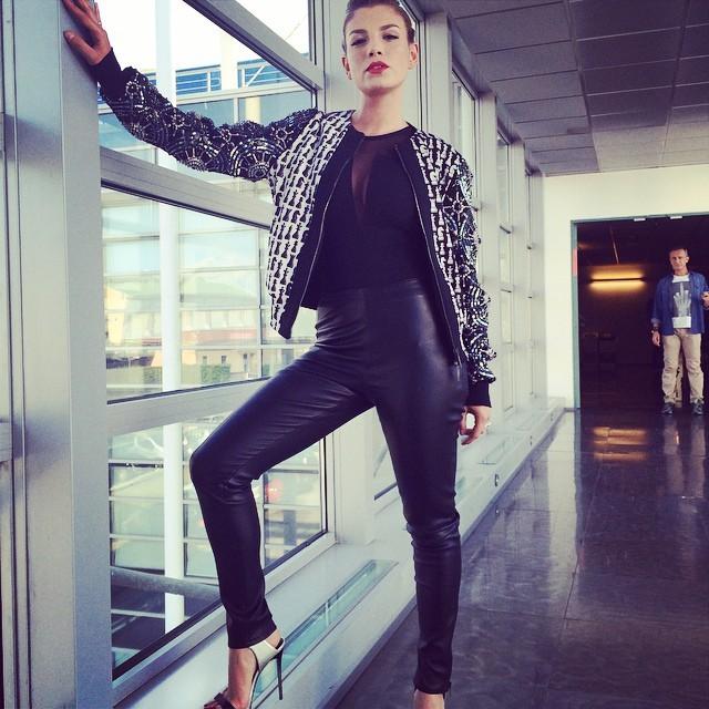 huge selection of bd4fa aa539 Copia gli Outfit di Emma Marrone | UnaDonna