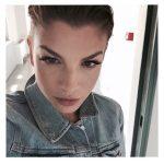 Emma Marrone in un selfie