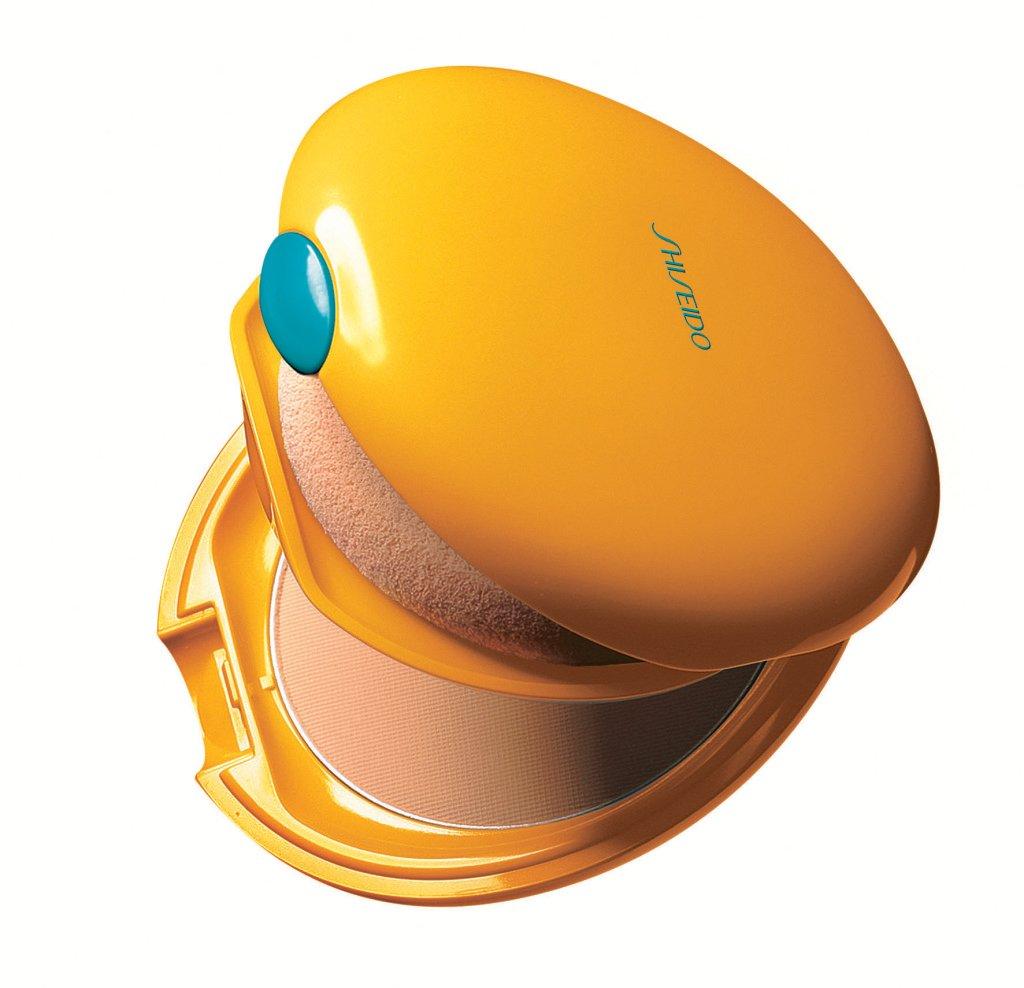 Shiseido - L'Oreal: Compatto solare Sublime Sun