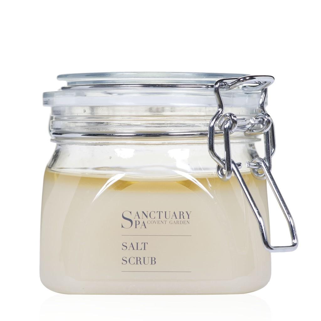 Sanctuary Salt Scrub esfoliante corpo con sali del Mar Morto