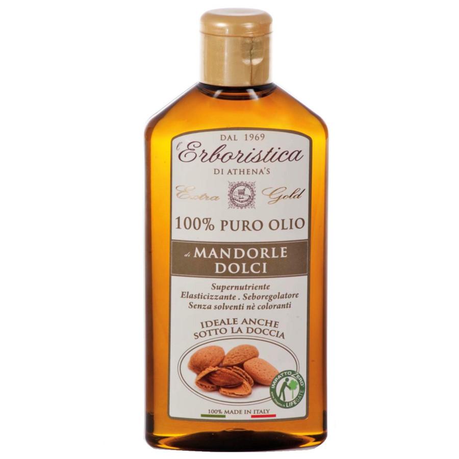Athena's  L' Erboristica 100% Puro Olio di Mandorle Dolci