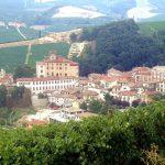 Il borgo di Barolo (Cn)