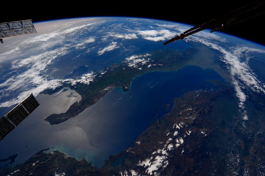 Samantha Cristoforetti- La Terra vista dallo spazio