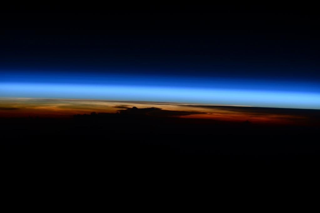 Samantha Cristoforetti - Le immagini scattate nello spazio