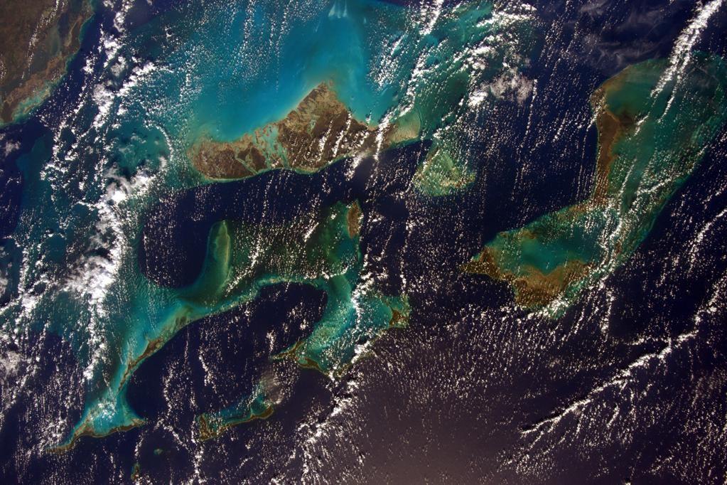 Samantha Cristoforetti - la Terra vista dallo spazio