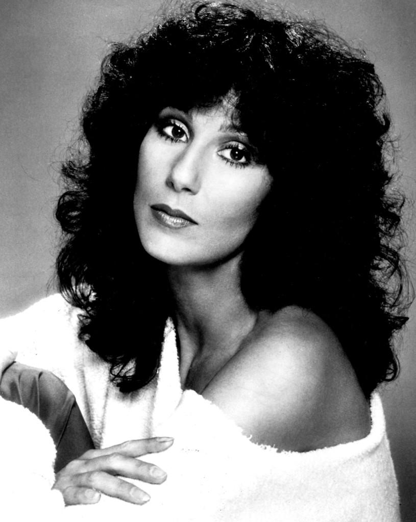 La chioma leonina di Cher