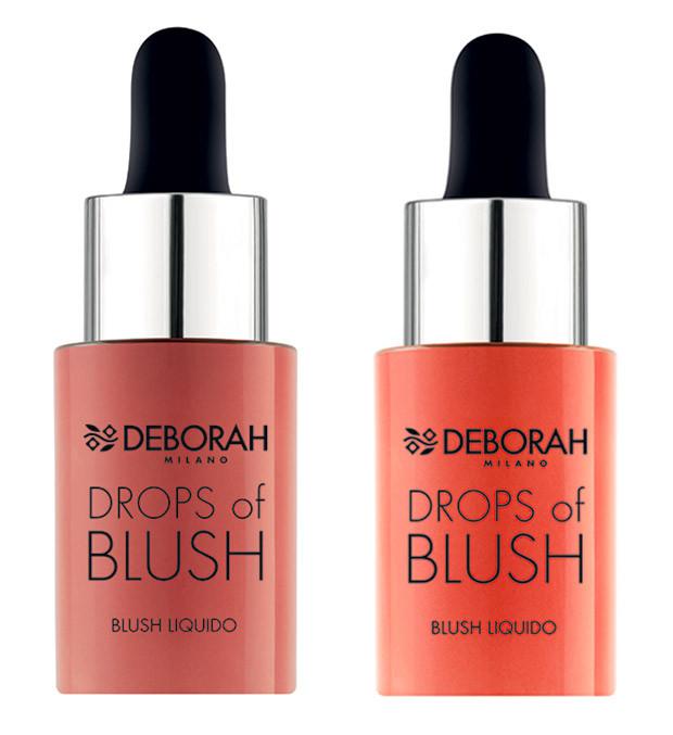 Deborah Drops of Blush