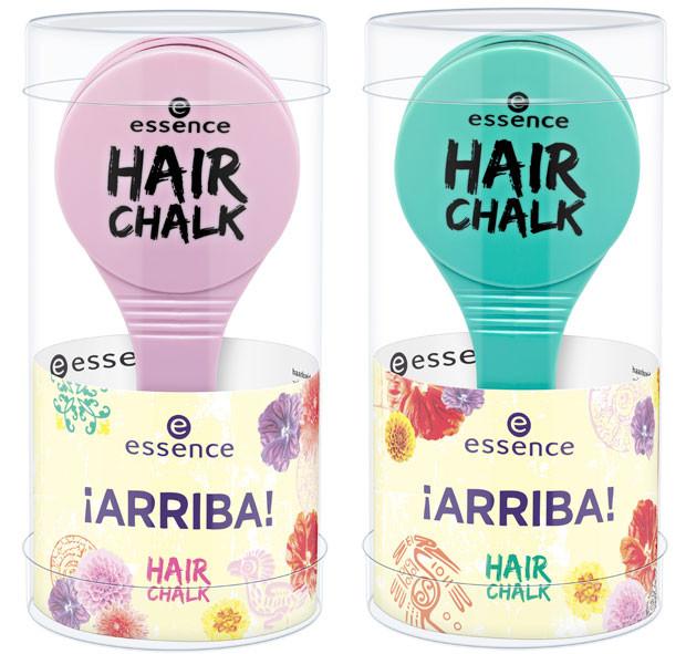 Gessetti colorati per capelli - Collezione Arriba di Essence