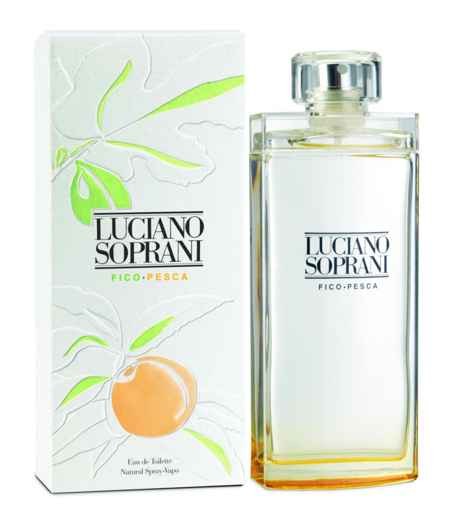 Luciano Soprani - Eau de Toilette Fico Pesca 100 ml