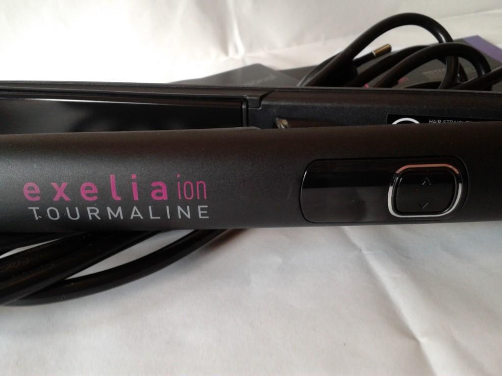 La nuova piastra per capelli Gama con display