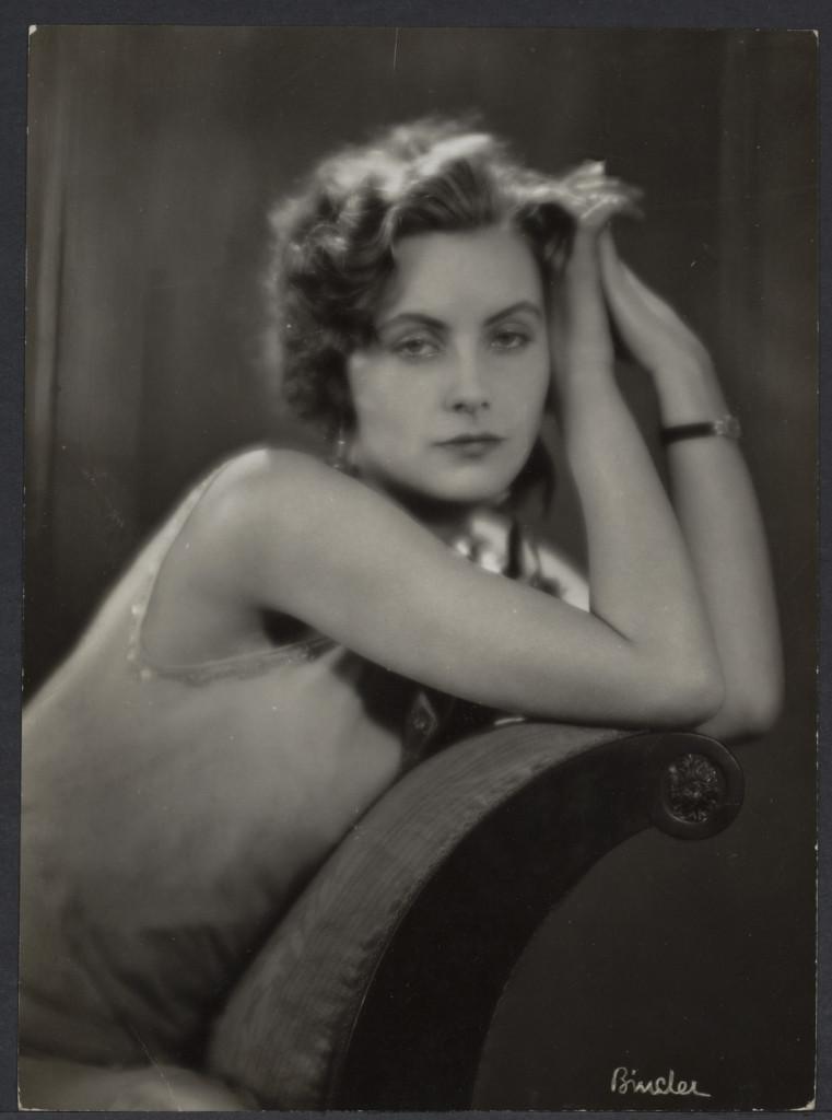 La Divina Greta Garbo