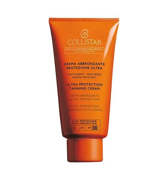 Ultra Protection Tanning Cream SPF30 di Collistar
