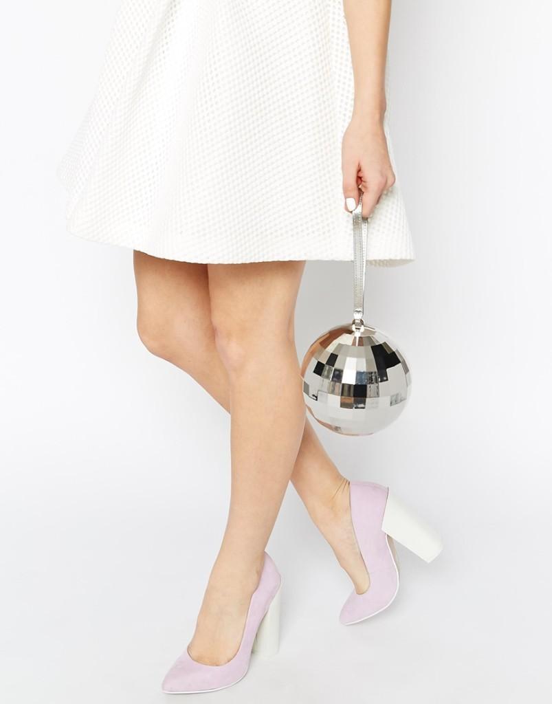 Pochette disco ball_ Lulu Guinness