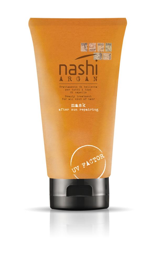 Nashi Argan maschera After Sun Repairing