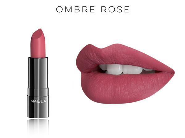 Rossetto Ombre Rose di NABLA