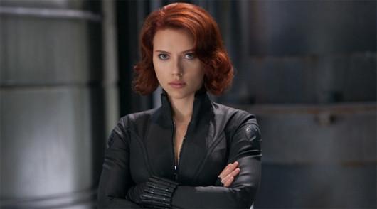 Nel film The Avengers invece ha un wob ramato