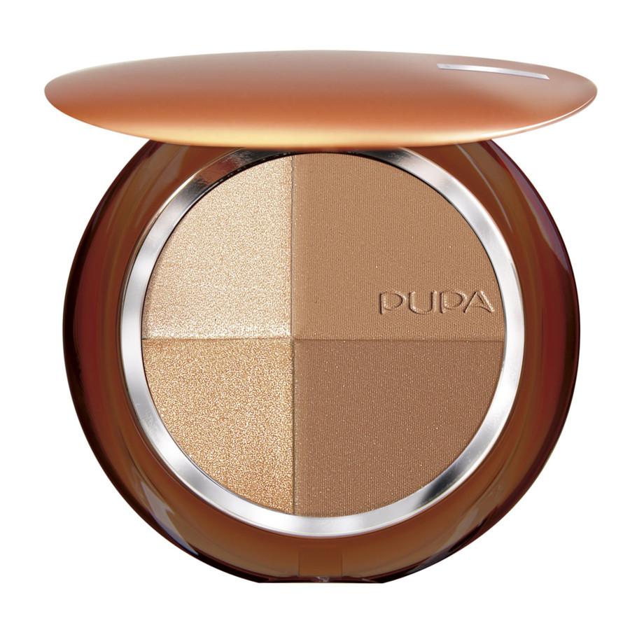 Pupa  4Sun Bronze&Shine 001 Golden