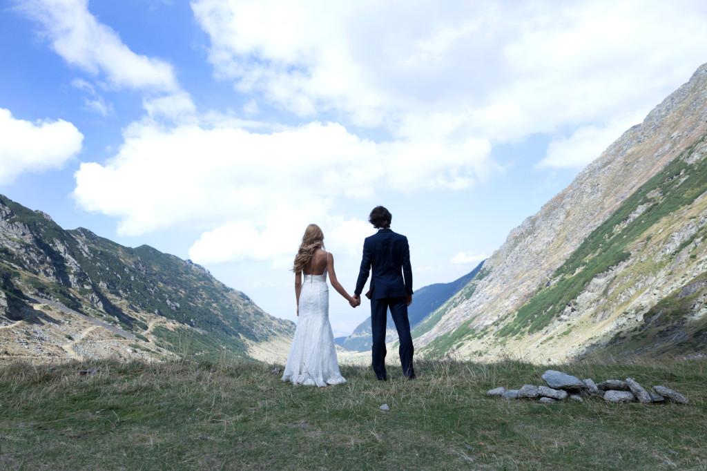 sposarsi in montagna a luglio