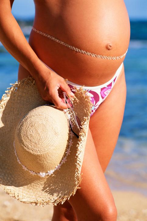 Abbronzatura in gravidanza