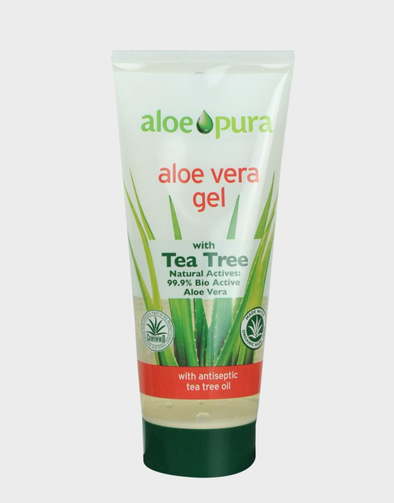 Puro Gel di Aloe Vera – Tea Tree Oil