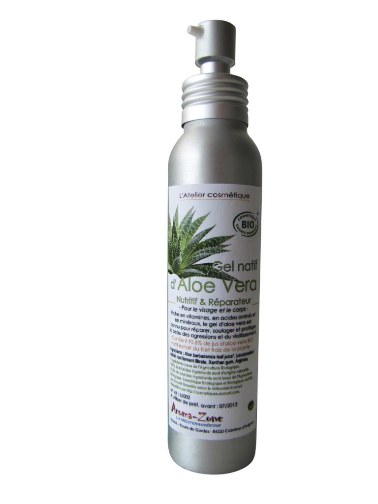 Gel di Aloe Vera - Aromazone