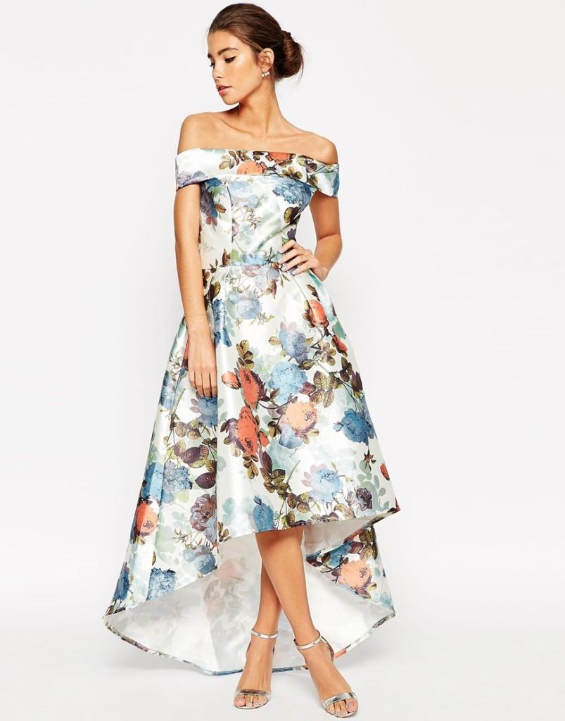 Vestito Chi Chi London in perfetto stile floreale