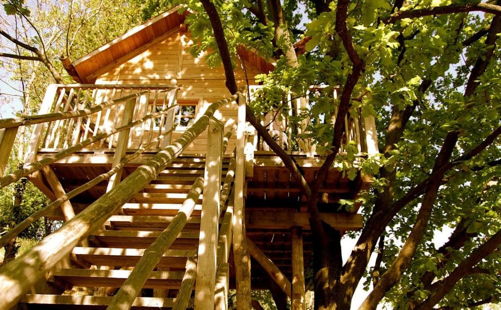 Casa sull'albero Manta Cuneo