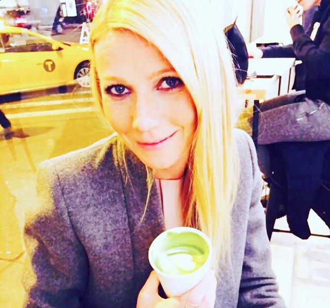 Gwyneth Paltrow sul suo sito parla di alimentazione vegana