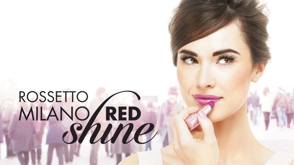 Deborah - Milano Red Shine