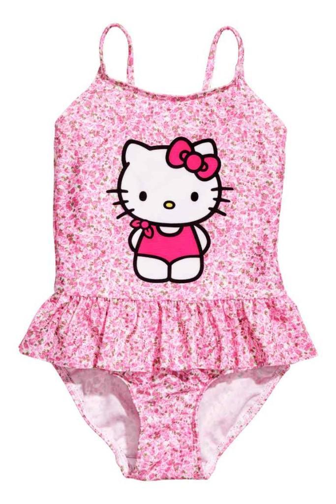 Costume intero con disegno Hello Kitty  H&M