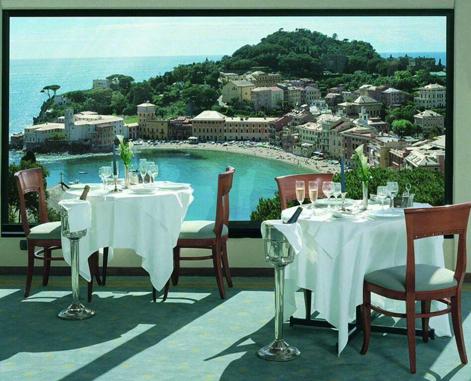 Ristorante Olimpo Hotel Vis a Vis Sestri Levante