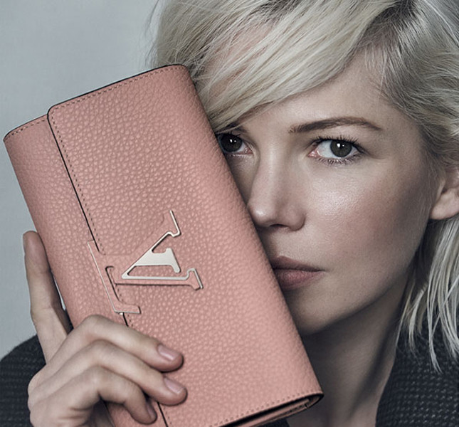Louis Vuitton portafoglio Capucines