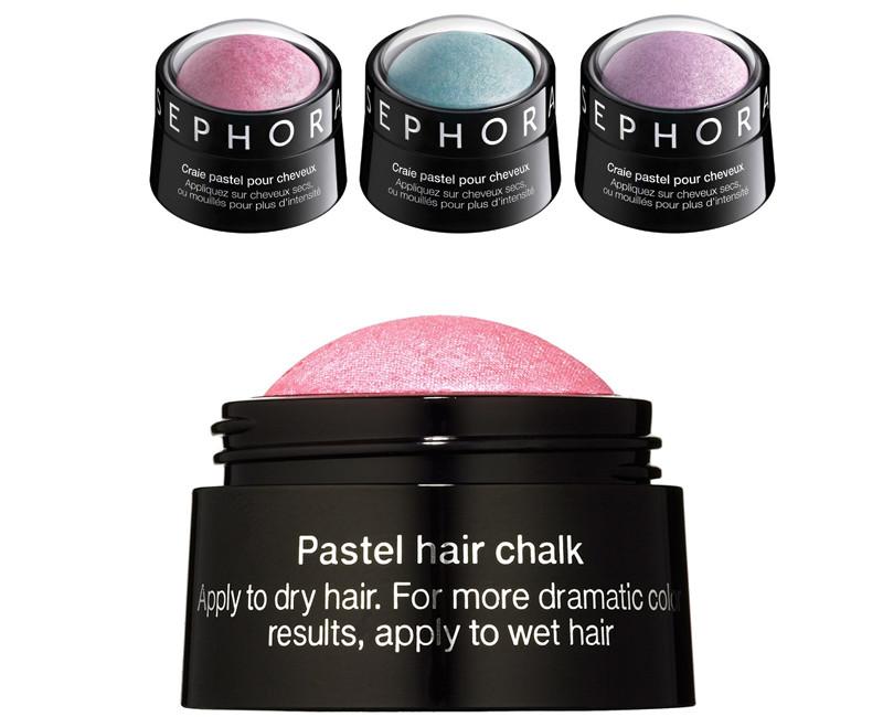 Sephora - gessetti colorati per capelli con tecnologia wet&dry