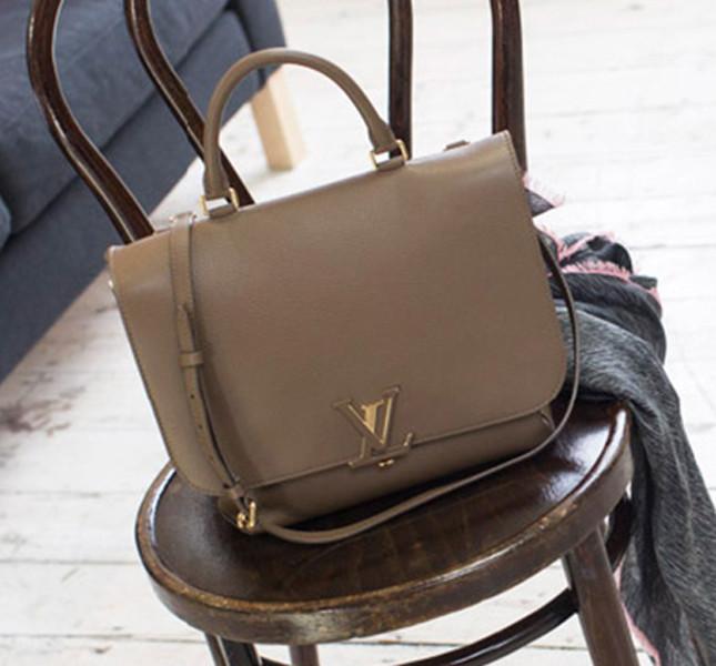 Louis Vuitton Volta Taurillon kaki