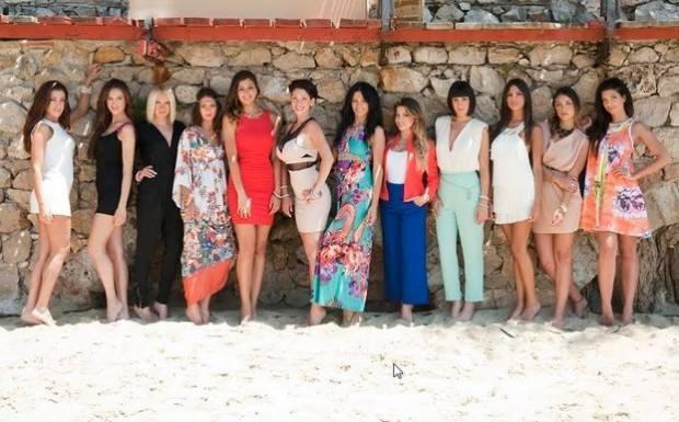 Il gruppo delle tentatrici del 2014